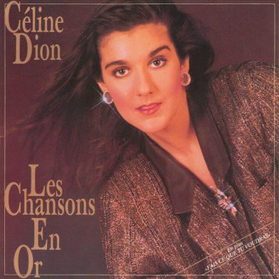 Céline Dion - Les chansons en or