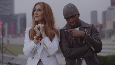 Céline Dion Ne-Yo Incredible Video
