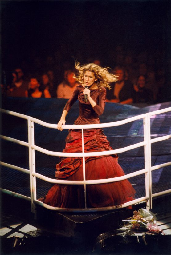 About 1997 Titanic On Stage