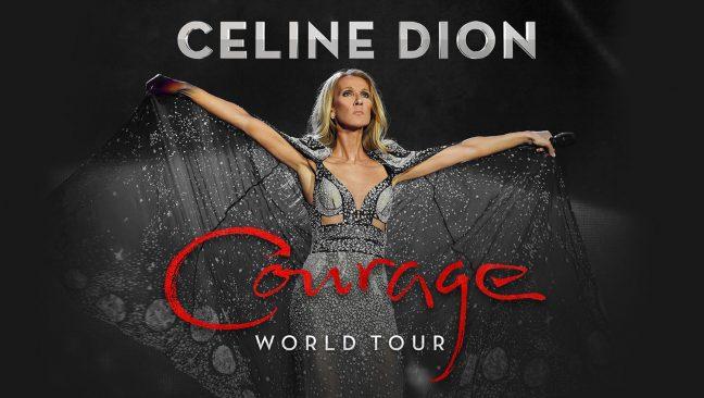 Celine Dion Courage World Tour