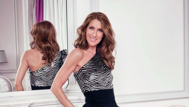 Celine Dion is L'Oréal Paris' newest global spokesperson