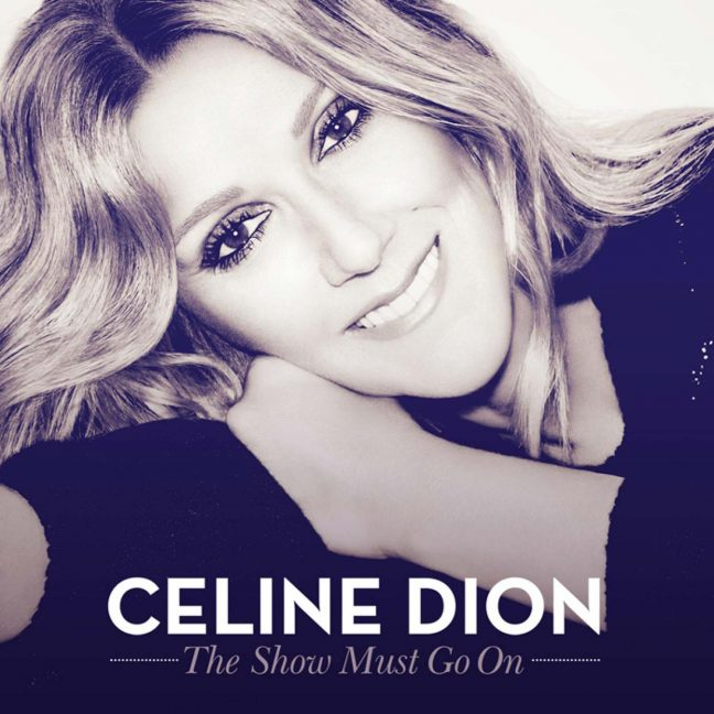 "Céline releases ""The Show Must Go On"" featuring Lindsey Stirling"