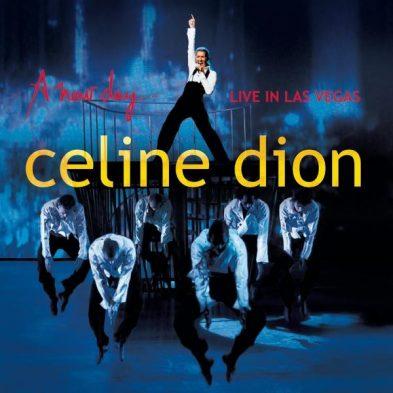 A New Day...Live in Las Vegas cover / pochette