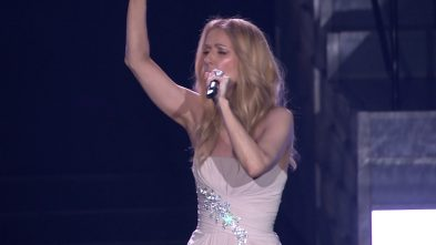 CÉLINE DION PREMIERES NEW SONG 'ASHES'