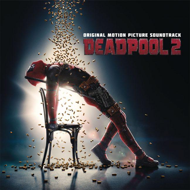 Deadpool 2 Ashes cover / pochette