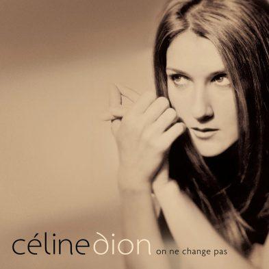 On Ne Change Pas cover / pochette