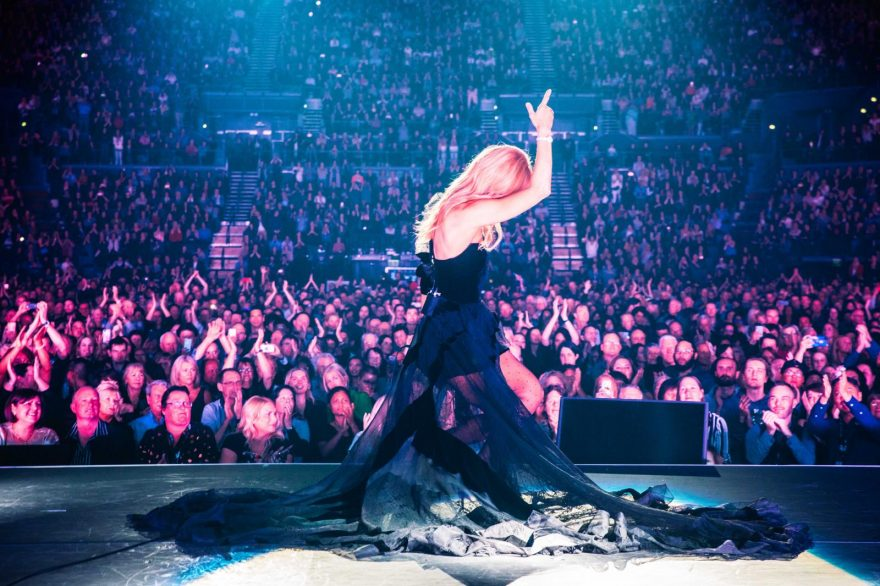 Memories from the Celine Dion Live 2018 Tour