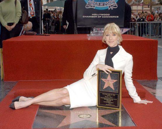 2004 Hollywood Walk Of Fame Dion