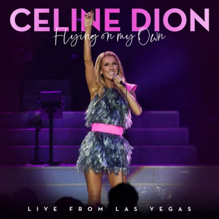 Flying On My Own (Live from Las Vegas) cover / pochette