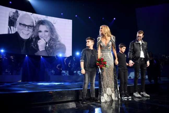 CELINE DION SAYS GOODBYE TO HER GROUNDBREAKING LAS VEGAS RESIDENCY AT THE COLOSSEUM AT CAESARS PALACE