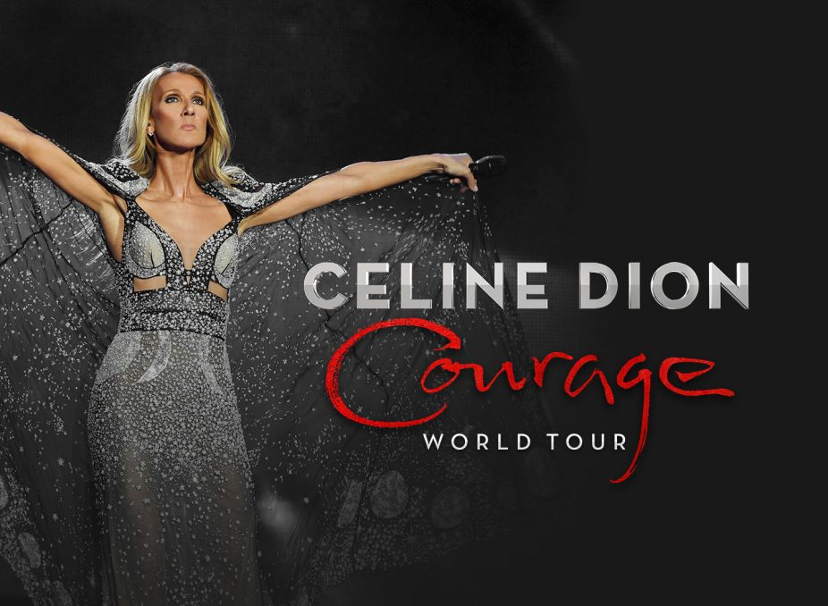 Celine Dion - Courage - World Tour