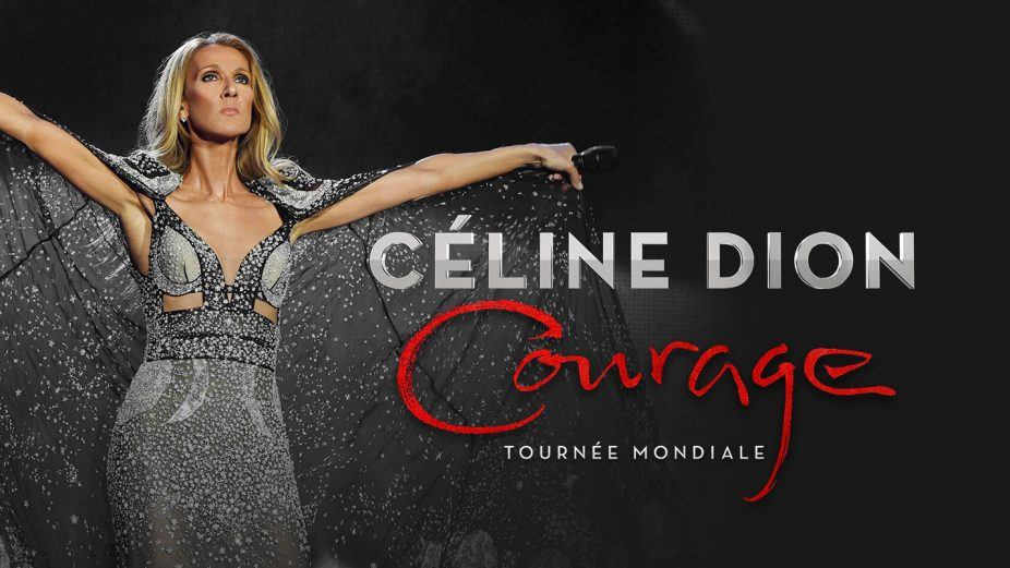 Céline Dion - Courage - Tournée Mondiale