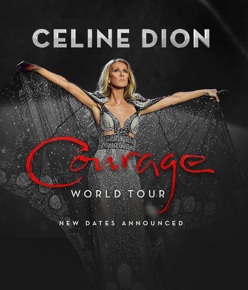 Celine Dion Hartwall Areena