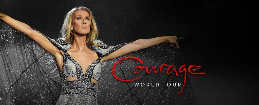Courage World Tour