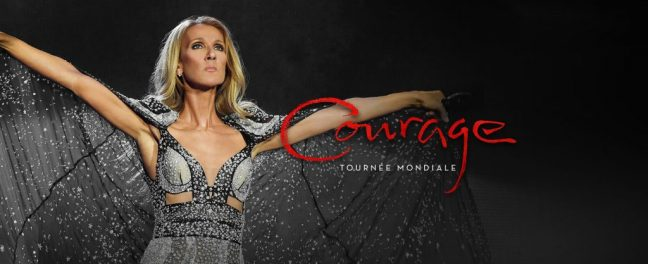 Courage Tournée Mondiale