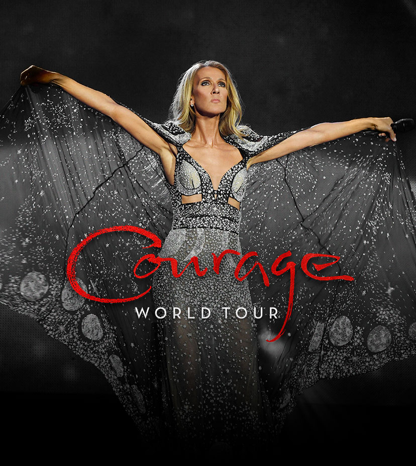 Courage World Tour
