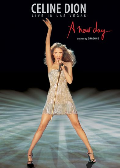 CELINE DION LIVE IN LAS VEGAS - A NEW DAY...