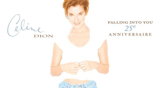 Céline Dion - Falling Into You - 25e anniversaire