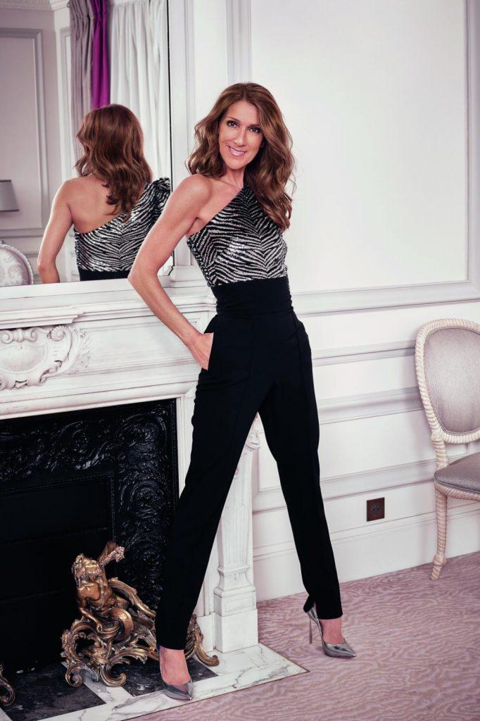 Celine Dion is L'Oréal Paris' newest global spokesperson