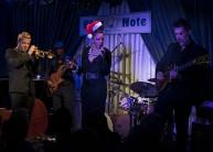 Chris, Sy Smith, Richie Goods and Leonardo Amuedo - Blue Note 2013