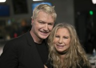 Chris and Barbra