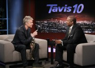 Chris w/ Tavis Smiley