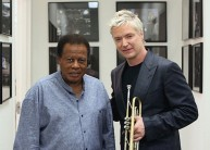 Wayne Shorter & ChrisSM