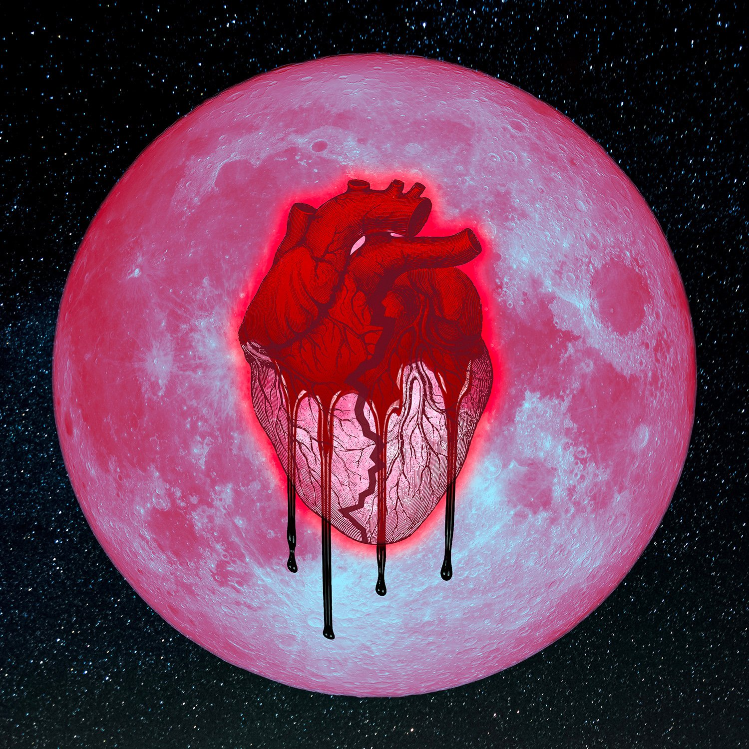 HEARTBREAK ON A FULL MOON album (1)