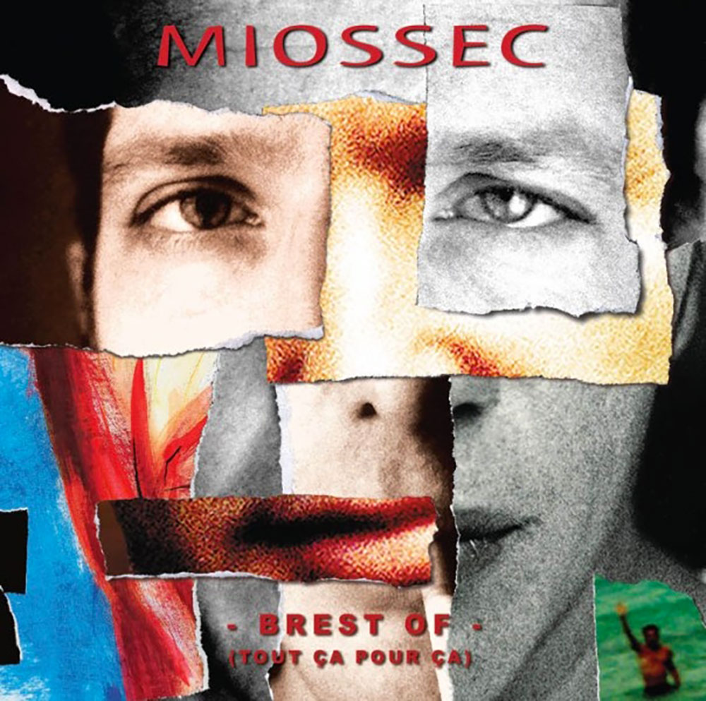 Miossec Cover Brest Of