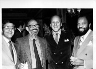 029-DAVIS SMITH OSTIN GORDY MARTELL LUNCH 1980