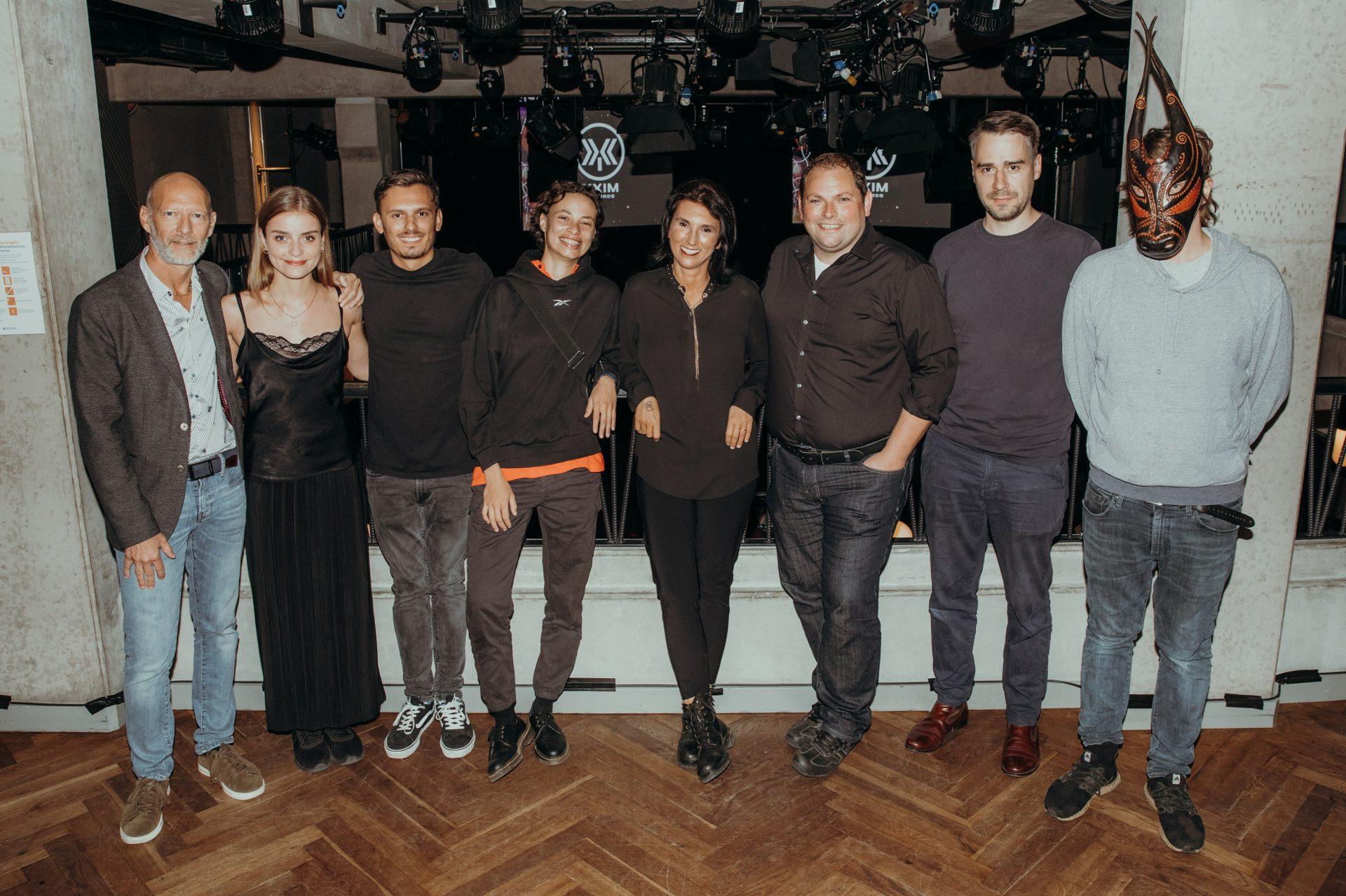 XXIM Records celebrates launch event in Berlin