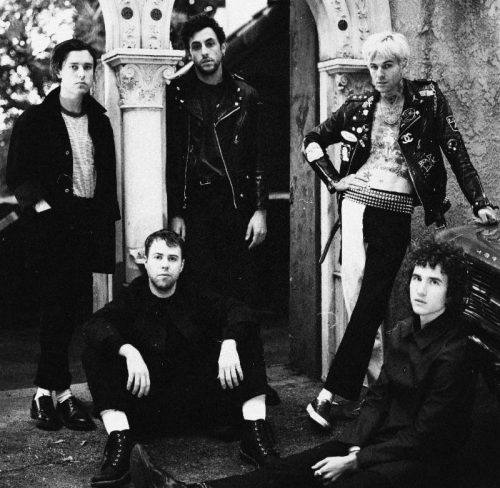 "THE NEIGHBOURHOOD SHARES NEW SONG ""NERVOUS"""