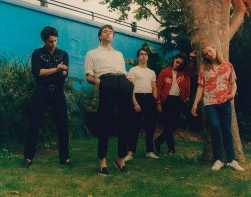 "THE VACCINES RELEASE NEW TRACK ""PUT IT ON A T-SHIRT"""