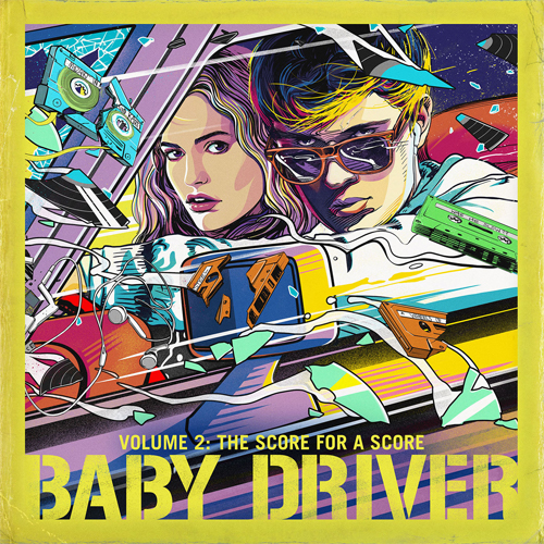 BABY DRIVER VOLUME 2: THE SCORE FOR A SCORE TO BE RELEASED ON APRIL 13TH ON DANGER MOUSE'S 30TH CENTURY RECORDS