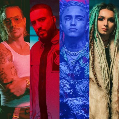 "DIPLO, FRENCH MONTANA, LIL PUMP AND ZHAVIA WARD JOIN FORCES TO RELEASE ""WELCOME TO THE PARTY"" TODAY"