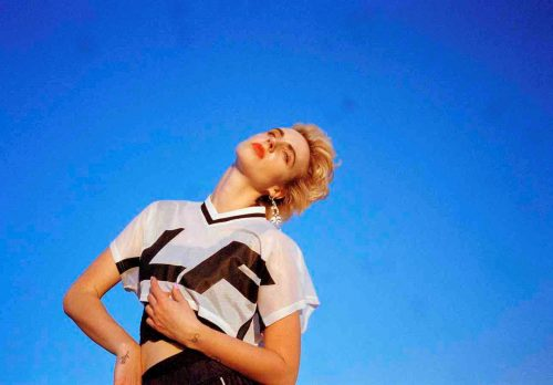 DANISH STAR MØ'S NEW ALBUM FOREVER NEVERLAND  SET FOR RELEASE OCTOBER 19