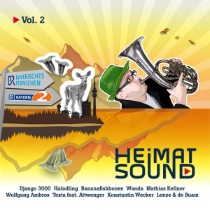 Heimatsound Volume 2 auf compilationsDe