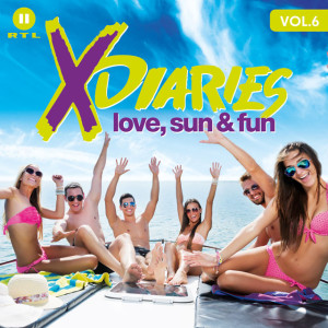 X-Diaries Volume 6 Cover