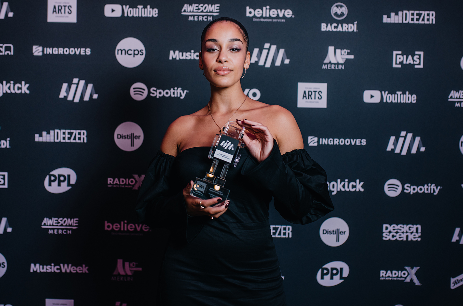 AIM Independent Music Awards Honor Jorja Smith