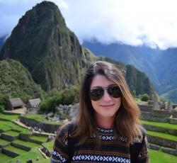 Arielle Aurrichio Welcome, Product Designer