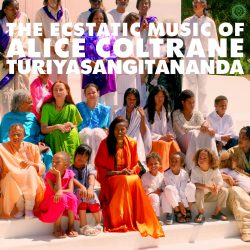 Alice Coltrane Out Today