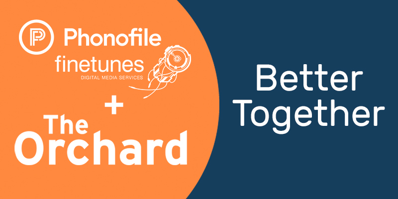 Phonofile & finetunes Better Together