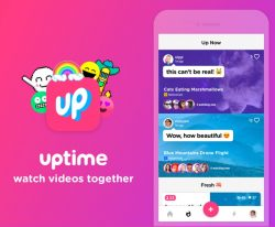 Uptime: A YouTube App for Friends