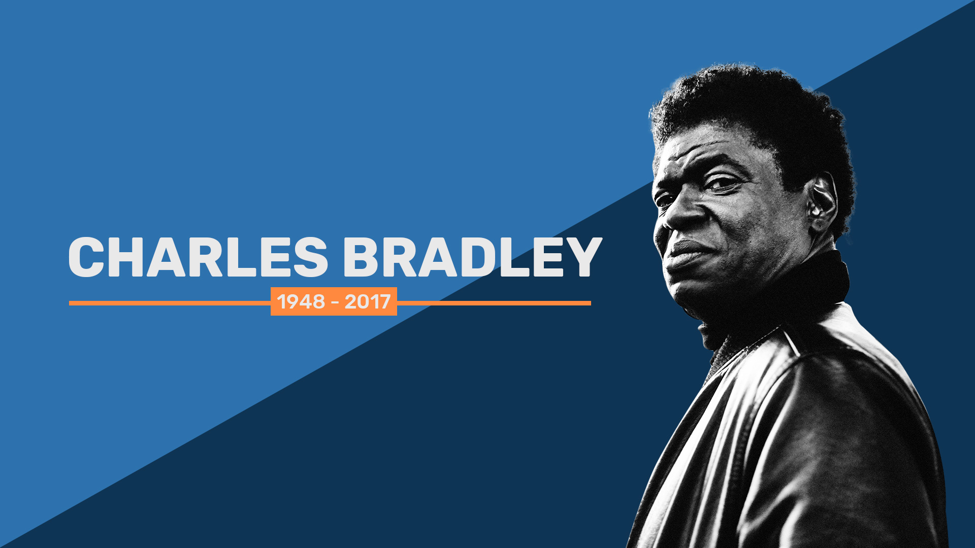 Goodbye Charles Bradley, The Screaming Eagle of Soul