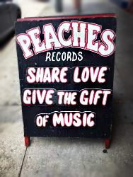 Indie Store Spotlight: Peaches Records and Tapes