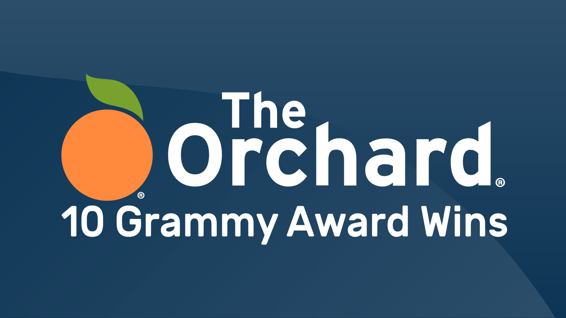 The Orchard's Artists Earn 10 Grammy Awards, The Most In Our History
