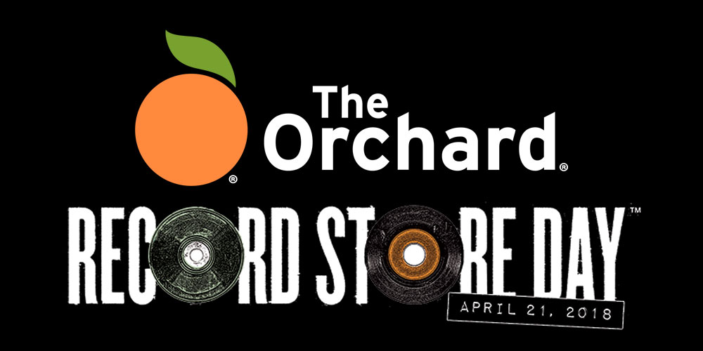 Put The Needle To The Groove With The Orchard's 2018 Record Store Day Releases