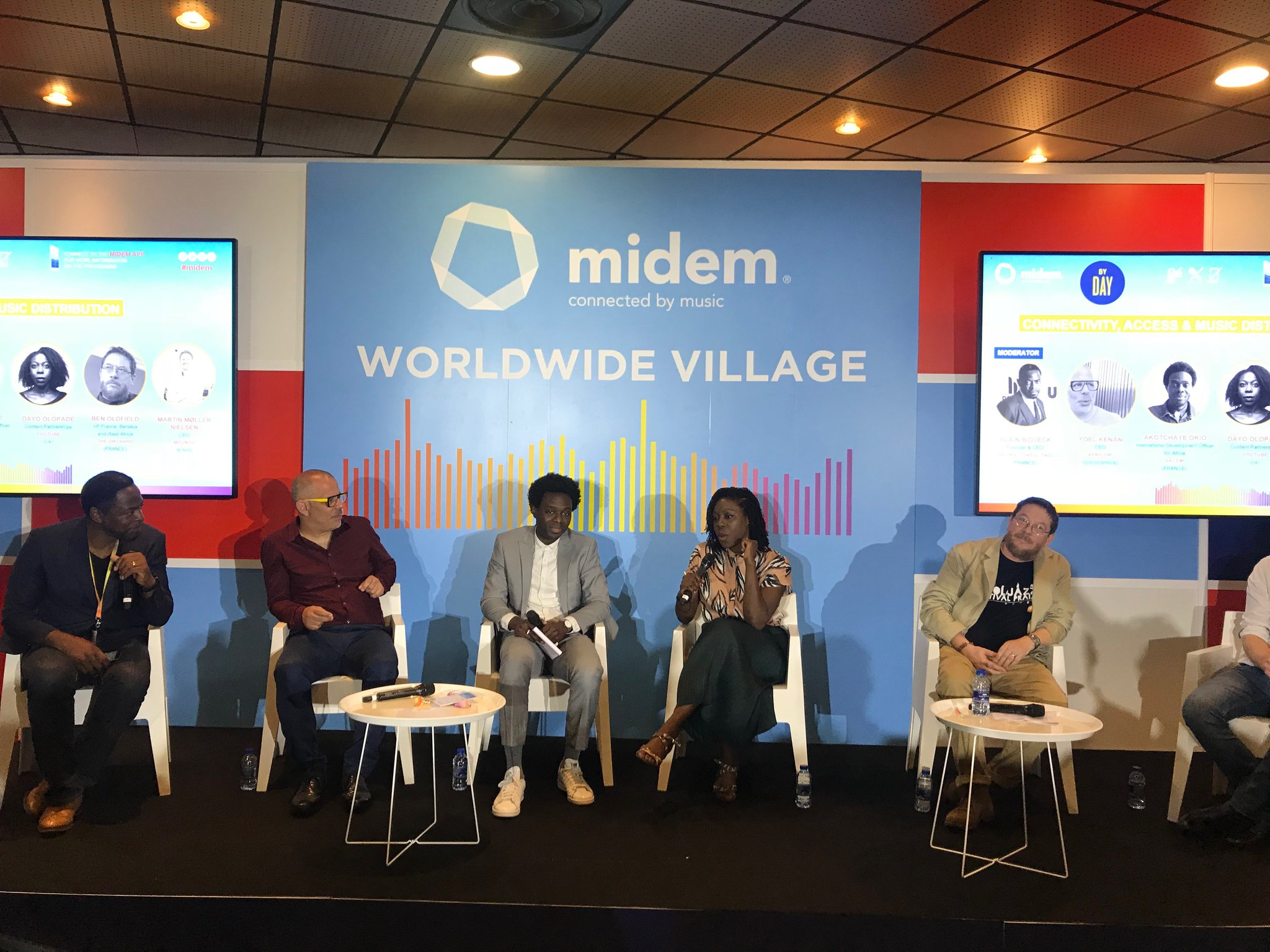 The Meeting Of Minds At Midem 2018