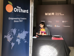 The Orchard Takes on Moscow Music Week