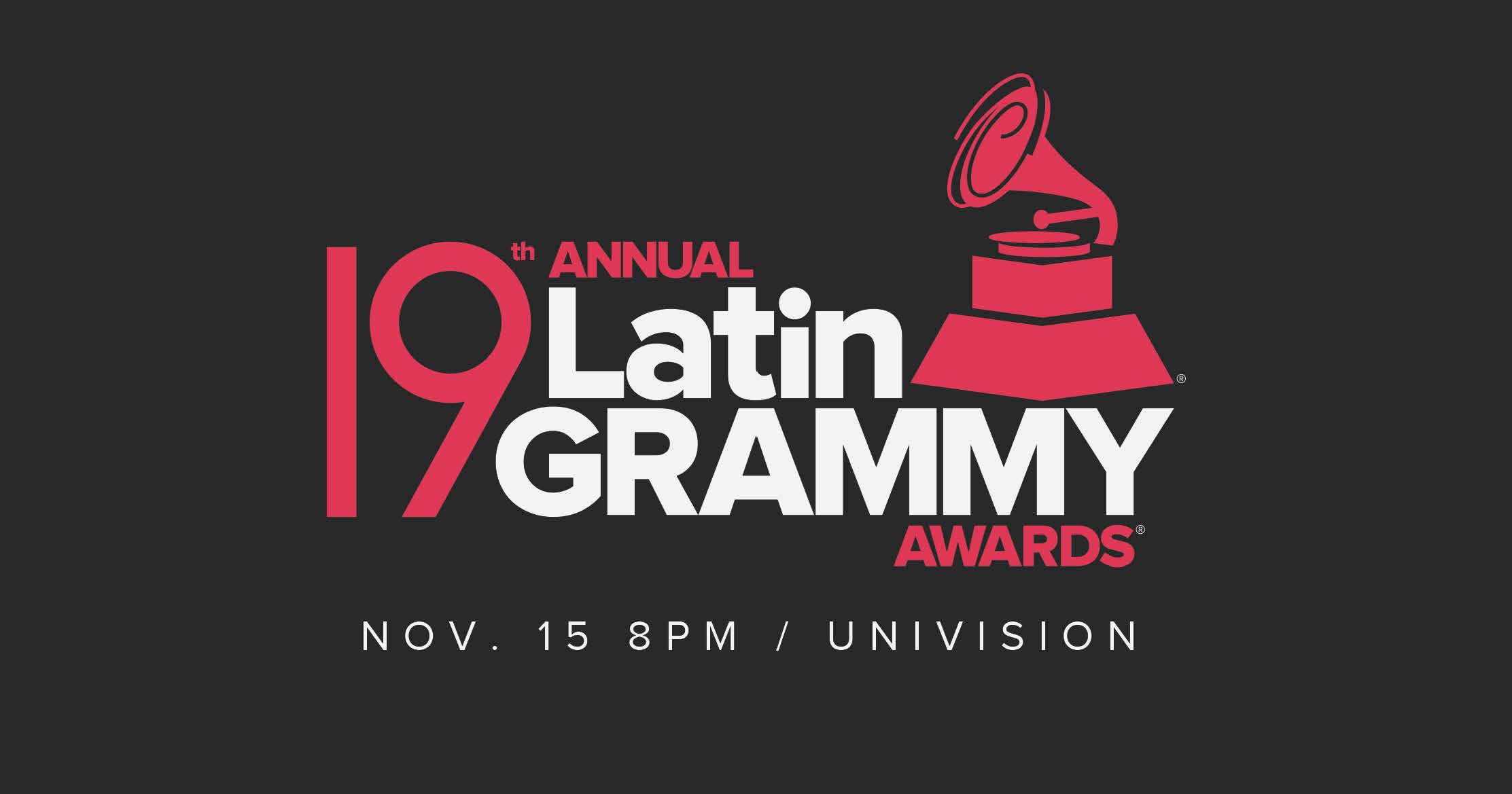 The 2018 Latin Grammy Award Nominations Are In - The Daily Rind